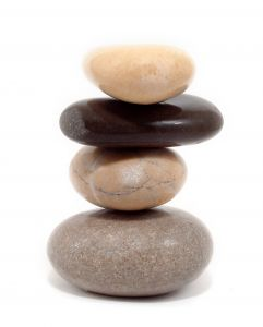Therapies & About Me. Hot Stones